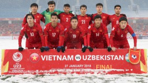 Trung Quốc rút đăng cai VCK U23 châu Á 2022