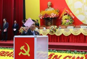 Đại hội Đảng bộ tỉnh Tiền Giang lần thứ XI bầu 47 đồng chí vào Ban chấp hành Đảng bộ tỉnh, nhiệm kỳ 2020-2025
