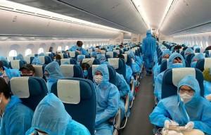Bộ Y tế đã đưa ra quy trình cách ly hành khách khi mở lại bay thương mại quốc tế