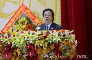 Ông Nguyễn Văn Danh tái đắc cử Bí thư Tỉnh uỷ Tiền Giang, nhiệm kỳ 2020-2025