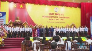 Ông Nguyễn Văn Tú tái đắc cử Chủ tịch Liên minh HTX tỉnh Tiền Giang