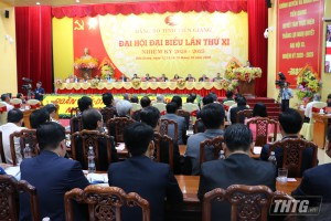 Toàn văn bài phát biểu của ông Hoàng Trung Hải tại Đại hội đại biểu Đảng bộ tỉnh Tiền Giang lần thứ XI, nhiệm kỳ 2020-2025