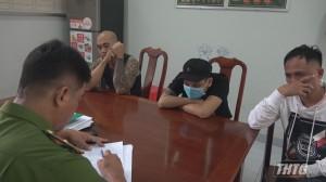 Công an Tiền Giang phát hiện 13 đối tượng sử dụng ma tuý tại Karaoke Thiên Lý