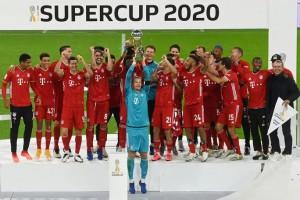 Bayern Munich hoàn tất cú ăn 5, đánh bại Dortmund ở Siêu cúp Đức