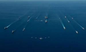 Mỹ, Nhật Bản bắt đầu tập trận chung quy mô lớn