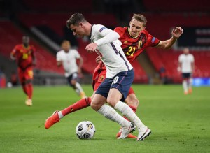 Hạ đội bóng số 1 thế giới, tuyển Anh lên ngôi đầu Nations League