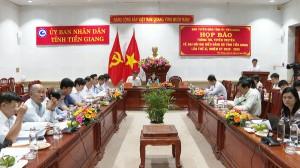 Đại hội Đảng bộ tỉnh Tiền Giang lần thứ XI, nhiệm kỳ 2020 – 2025 sẽ diễn ra từ ngày 12 – 15/10