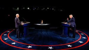 Cuộc tranh luận cuối cùng giữa Tổng thống Mỹ Donald Trump và ứng viên Joe Biden: Ôn hòa và trật tự hơn