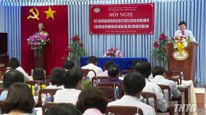 Ngân hàng Nhà nước tỉnh Tiền Giang sơ kết triển khai thực hiện Chỉ thị 06
