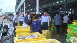 Đoàn công tác Bộ NN&PTNT làm việc với tỉnh Tiền Giang