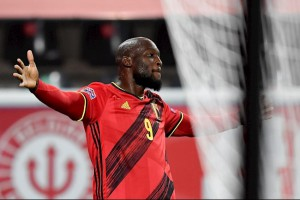 Lukaku lập cú đúp, Bỉ vào bán kết Nations League
