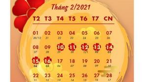 Tết Âm lịch 2021: Người lao động được nghỉ 7 ngày