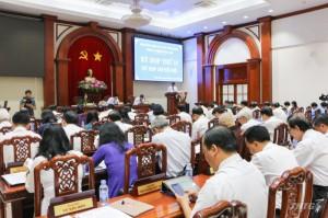 Kỳ họp thứ 14, HĐND tỉnh Tiền Giang sẽ diễn ra từ ngày 08/12 đến 11/12/2020