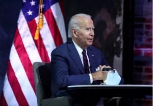 Ông Biden chuẩn bị cho lễ nhậm chức