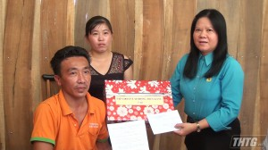 Công ty TNHH Freeview Industrial Việt Nam bàn giao mái ấm công đoàn