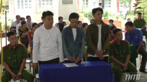 Phiên tòa giả định về tệ nạn ma túy trong học đường