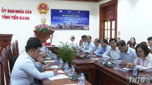 Kết nối doanh nghiệp Đồng bằng sông Cửu Long với các doanh nghiệp kiều bào tại Hoa Kỳ