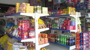 Sở Công thương Tiền Giang khai trương điểm bán hàng Việt tại huyện Gò Công Đông