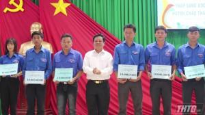 Châu Thành tổ chức chương trình Thắp sáng ước mơ 2020