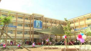 Khánh thành Trường THCS Hòa Hưng, huyện Cái Bè