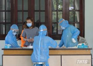 Tiền Giang họp khẩn trước diễn biến phức tạp của dịch Covid 19 tại TP.HCM
