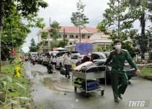 UBND tỉnh Tiền Giang yêu cầu tăng cường giám sát và quản lý người nhập cảnh, phòng chống Covid-19