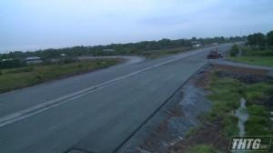 Cao tốc Trung Lương – Mỹ Thuận dự kiến sẽ lưu thông một chiều dịp Tết 2021