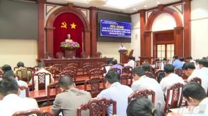 Tiền Giang sơ kết hoạt động Đội công tác xã hội tình nguyện