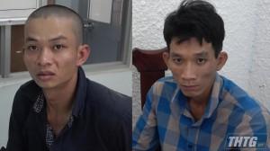Cảnh sát hình sự bắt 02 đối tượng đột nhập phòng trọ trộm tài sản