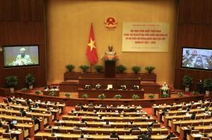 Bầu cử đại biểu QH và HĐND các cấp là cuộc vận động chính trị quan trọng