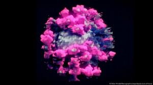 Lần đầu tiên nhóm nghiên cứu quốc tế chụp được ảnh 3D thực của virus SARS-CoV-2