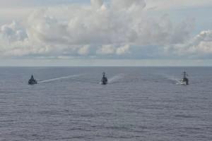 Biển Đông: Nhật Bản gia tăng sức ép lên Trung Quốc
