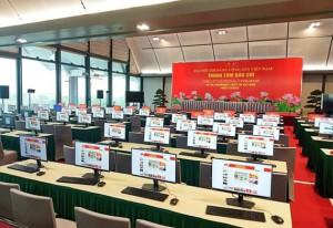 Trung tâm Báo chí Đại hội lần thứ XIII của Đảng sẵn sàng đi vào hoạt động