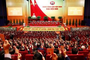Sáng nay, khai mạc trọng thể Đại hội đại biểu toàn quốc lần thứ XIII của Đảng