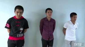 Mâu thuẫn trong lúc ăn sáng, 02 nhóm thanh niên đánh nhau, 03 đối tượng bị tạm giữ