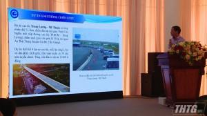 Lãnh đạo UBND tỉnh Tiền Giang tiếp và làm việc với Hiệp hội Xây dựng và Vật liệu xây dựng Tp. Hồ Chí Minh