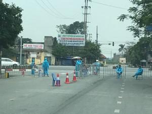 Hải Dương phát hiện ổ dịch mới tại huyện Kim Thành với 6 ca dương tính SARS-CoV-2