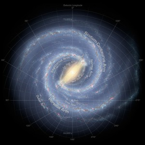 Tìm ra vật thể khủng khiếp phát tín hiệu vô tuyến đến Trái Đất
