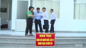 Tiền Giang thực hiện cách ly y tế tự nguyện phòng chống Covid-19