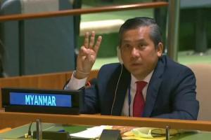 Myanmar sa thải đại sứ cầu cứu Liên Hiệp Quốc