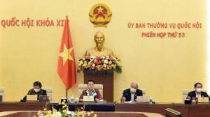 Quốc hội kiện toàn một số chức danh Nhà nước tại Kỳ họp cuối tháng 3
