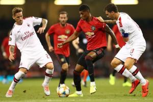 """""""Chung kết sớm"""" Europa League: Man United đại chiến AC Milan"""