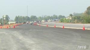 Tiền Giang đánh giá kết quả tổ chức thực hiện dự án cao tốc Trung Lương – Mỹ Thuận