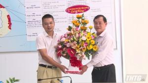 Chủ tịch UBND tỉnh Tiền Giang thăm và động viên đơn vị thi công cao tốc Trung Lương – Mỹ Thuận