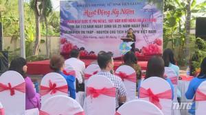 Phụ nữ Tiền Giang phát huy phẩm chất tốt đẹp của Phụ nữ Việt Nam trong thời kỳ mới