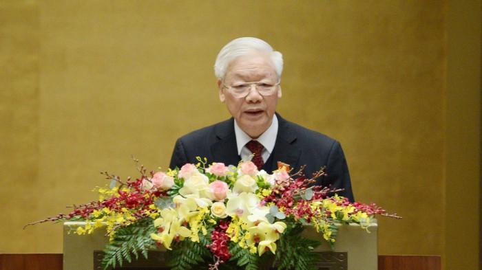 TBT Nguyen Phu Trong