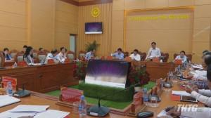 UBND tỉnh Tiền Giang họp thành viên tháng 02/2021