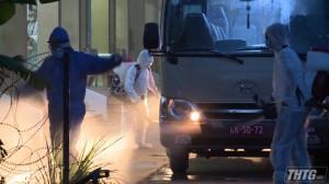 Tiền Giang phát hiện ca dương tính với SARS CoV-2 trong khu cách ly y tế tập trung, trở về từ Malaysia