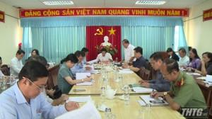 Tiền Giang chưa ghi nhận trường hợp tự ứng cử đại biểu Quốc hội và HĐND các cấp  nhiệm kỳ 2021-2026