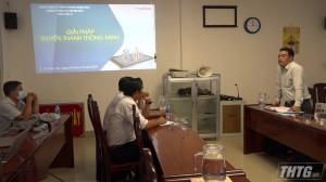 UBND huyện Gò Công Tây tổ chức tọa đàm ứng dụng giải pháp truyền thanh không dây thông minh